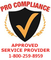 ProCompliance Approved Vendor